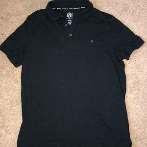 Men's Rock & Republic short sleeved polo.  EUC